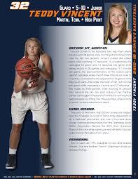 2015 16 ut martin women u0027s basketball media guide by ut martin