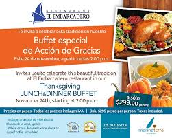 Thanksgiving November 26 Thanksgiving In San Carlos Mexico November 26 2015