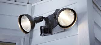 how to install sensor light install a motion detector