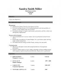Resume Templates Word Format Example Of A Functional Resume Sample Functional Sample Resume