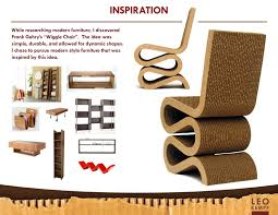 leo kempf cardboard furniture plans diy free download toboggan diy
