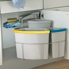Kitchen Recycling Bins For Cabinets Delectable 30 Kitchen Recycling Bins For Cabinets Inspiration Of