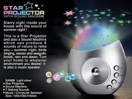 sound machine with light projector lee handerson