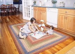 How To Clean A Braided Rug How To Clean Wool Braided Rugs Thecarpets Co