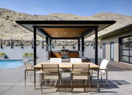 modern outdoor kitchen kitchen decor design ideas