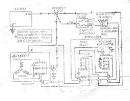 here is the wiring diagram to convert generator to alternator