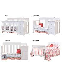 Sorelle Princeton 4 In 1 Convertible Crib Sorelle Princeton Elite 4 In 1 Convertible Crib And Changer