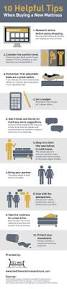 10 helpful tips when buying a new mattress visual ly