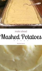 Do Ahead Mashed Potatoes For Thanksgiving Make Ahead Mashed Potatoes For A Crowd Mom Cream Cheese Mashed