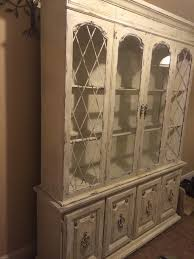 Broyhill China Cabinet Vintage Buffet My Antique Furniture Collection