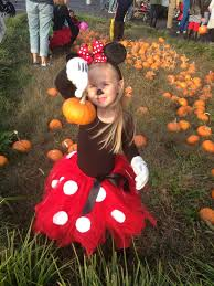 Minnie Mouse Costumes Halloween 25 Homemade Minnie Mouse Costume Ideas