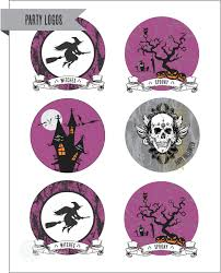 free halloween printables free halloween party printables from wcc designs catch my party