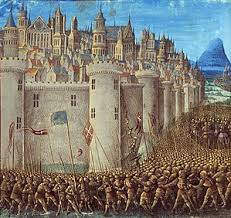 what is the definition of siege siege of antioch