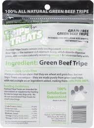 petkind grain free green beef tripe dog treats 5 oz bag chewy com