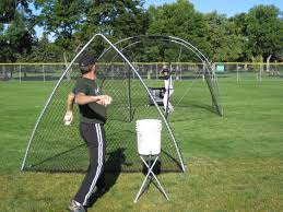 Cheap Backyard Batting Cages Backyard Batting Cage Portable Batting Cage For Mobile Practice