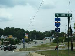 Interstate 26 Map South Carolina Aaroads Interstate 26