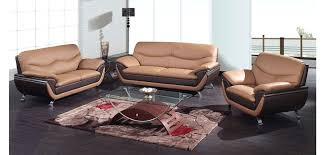 sofa loveseat and chair set loveseat and chair best two tone leather sofa modern set ottoman cvid