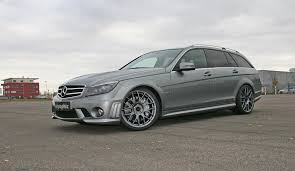 mercedes c63 wagon cargraphic introduces performance pack for the c63 amg station