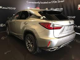 lexus rx trunk pre owned 2017 lexus rx 350 demo unit f sport series 2 4 door