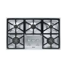 Miele Cooktop Parts Amazon Com Miele Km3474g 36 Stainless Steel Gas Cooktop