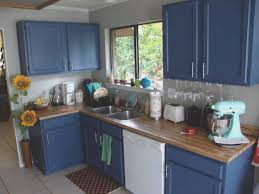 kitchen creative distress kitchen cabinets decoration idea