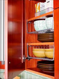 Kitchen Cabinet Storage Bins by Kitchen Cupboard Organizers Under Cabinet Storage Drawers