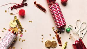 thanksgiving party crackers christmas cracker inspired crafts martha stewart