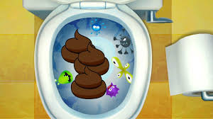 dr panda u0027s home clean up toilet fun game for nursery