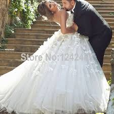 Buy Wedding Dress Online Aliexpress Com Buy Ball Gown Sweetheart Pleated Buy Wedding