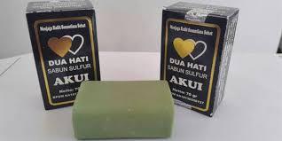 Sabun Belerang Di Apotik jual sabun sulfur akui penghilang panu dan flek hitam