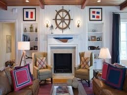 Nautical Themed Home Decor Ideas Beautiful Living Decorating Minimal Nautical Decor In