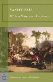 Vanity Psychology Vanity Fair By William Makepeace Thackeray
