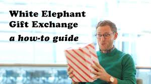 white elephant gift exchange a how to guide youtube