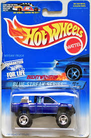 blue nissan truck wheels 1997 blue streak series nissan truck 2 4 0000991