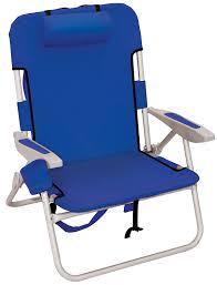Amazon Beach Chair Amazon Com Rio Gear Big Guy Backpack Chair Blue Camping