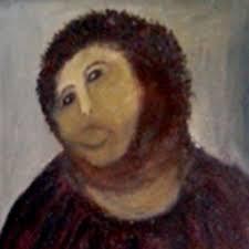 Potato Jesus Meme - potato jesus know your meme regarding bad jesus painting 1001