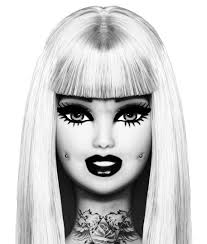 25 barbie tattoo ideas barbie house