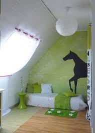 chambre cheval fille decoration chambre fille cheval visuel 2