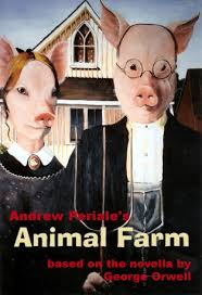 george orwell wanted show animal farm natalia