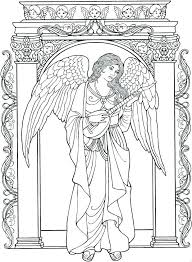coloring page angel visits joseph coloring page angel coloring pages of angels angel coloring pages
