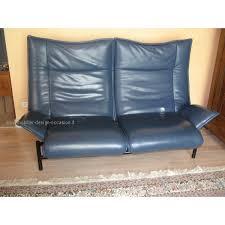 canapé et fauteuil cuir canapé 1 fauteuil cuir cassina vico magistretti