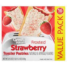 Glutino Toaster Pastry Toaster Pastries Walmart Com