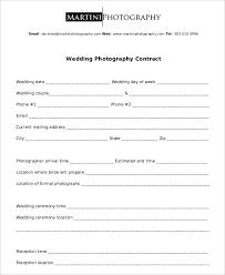 makeup contracts for weddings wedding photography contract pdf europe tripsleep co