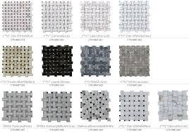 Non Slip Bathroom Flooring Ideas Bathroom Flooring Design Chinese Marble Mosaic Tiles On Mesh