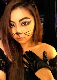halloween makeup women gorgeous looks with halloween makeup and costume latest fashion