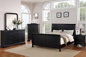 black queen size bedroom sets louis phillipe black queen size bedroom set featuring french style