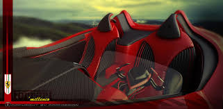ferrari electric car the ferrari millenio electric super car gallery ebaum u0027s world