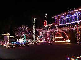 Pleasanton Christmas Lights Candy Cane Lane Poway See Christmas Lightssee Christmas Lights