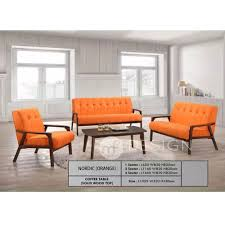 antique sofa set designs nordic 1 2 3 table antique sofa set orange mf design malaysian