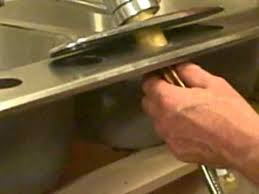 glacier bay kitchen faucet installation installing a kitchen faucet single handle pull out kitchen